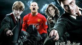 Wayne Rooney del 'Manchester United', Gran Admirador de los Libros de Harry Potter