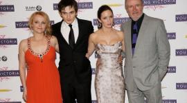 Jim Broadbent y Miranda Richardson Asisten a la Premier de 'The Young Victoria'