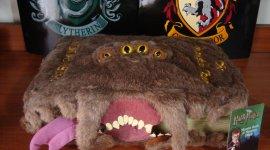 Productos de Harry Potter: 'El Monstruoso Libro de los Monstruos'