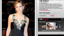 Emma Watson Entre Las 100 Mujeres Más Sexys del Mundo 2009 de la Revista FHM