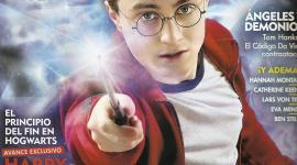 Reportaje de 'Harry Potter y el Misterio del Príncipe' en revista Cinemanía