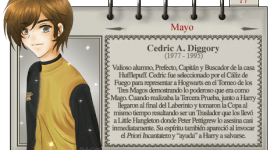 Cedric Diggory – Mago del Mes de Mayo