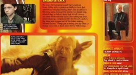 Scans del Reportaje de 'Harry Potter 6' en la Revista National Geographic Kids