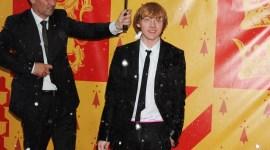Fotografías de Rupert Grint en la Premiere de 'Harry Potter y el Misterio del Príncipe'