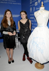 Bonnie Wright asiste al «PURE London Exhibition»
