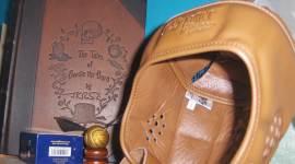 Productos de Harry Potter: 'Casco de Quidditch de Ron'