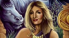 Primer vistazo al cómic biográfico de Rowling