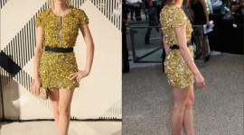 Emma Watson en la Lista de 'Los 100 Mejores Vestidos de la Década' de InStyle
