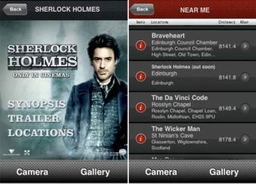 Encuentra las Locaciones de 'Harry Potter' con Nueva Aplicación para el iPhone!