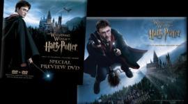Próximo DVD Interactivo con Primer Vistazo al Parque Temático de 'Harry Potter'!