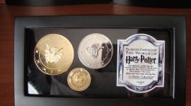 Productos de Harry Potter: Monedas Mágicas