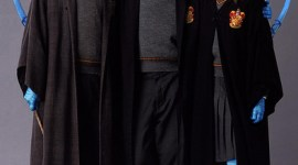 Personajes de 'Harry Potter' al Estilo 'Avatar'!