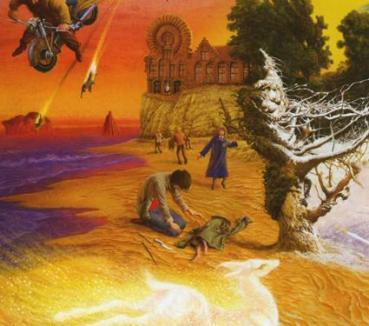 Bloomsbury Anuncia Edición de Celebración de 'Las Reliquias' en Octubre de 2010!