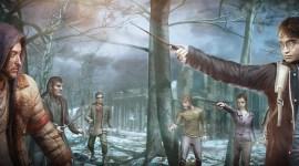 Primera Imagen Promocional del Videojuego de 'Harry Potter y las Reliquias Parte I'
