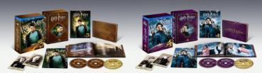 Confirmadas 'Azkaban' y 'El Cáliz de Fuego' en Edición Ultimate el 19 de Octubre de 2010