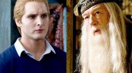 E!Online Presenta el Torneo 'Twi-Potter'. Hoy Round 6: Carlisle vs. Dumbledore