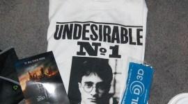 'Hot Topic' Revela Nueva Camiseta Oficial de 'Harry Potter y las Reliquias de la Muerte'