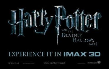 Nuevos Posters Promocionales de 'Las Reliquias de la Muerte' para IMAX 3D