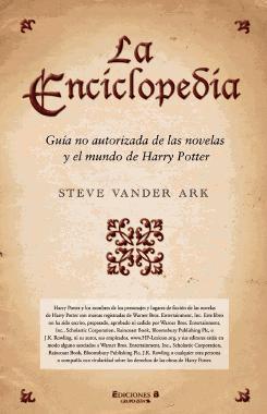 Revelada Portada del Próximo Libro de Datos de Harry Potter en Español 'La Enciclopedia'