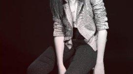 Nueva Sesión Fotográfica de Bonnie Wright para la Agencia 'Next Models'