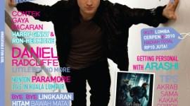 Nueva Imagen de Daniel Radcliffe en Portada de la Revista 'kaWanku'
