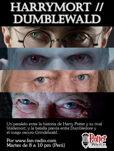Hoy PotterWatch: «Harrymort//Dumblewald»