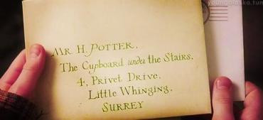 Anunciado Lanzamiento del Próximo Libro-Fan 'Dear Mr. Potter'