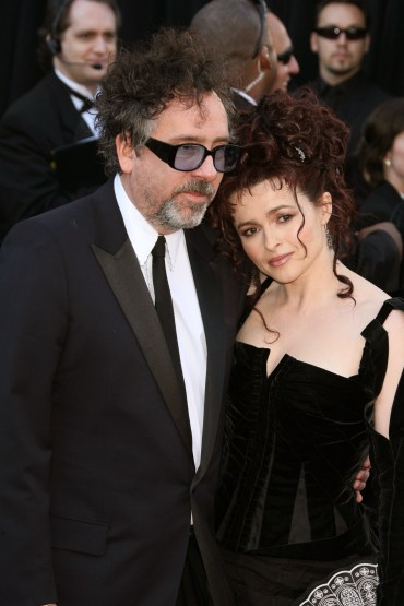 Imágenes de Helena Bonham Carter en la Alfombra Roja de los 'Oscars'
