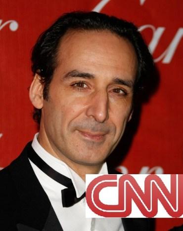 ¡Hazle una pregunta a Alexandre Desplat gracias a 'CNN'!