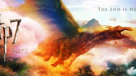(Act.) 'CinemaCon' Presenta Nuevo Banner de 'Harry Potter y las Reliquias de la Muerte, Parte II'