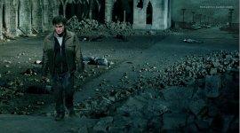 (Act.) Nueva Imagen detrás de Cámaras de 'Harry Potter y las Reliquias de la Muerte, Parte II'