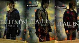3 Nuevos Posters de 'Las Reliquias de la Muerte, Parte II', Incluyendo a Harry Potter con las 2 Varitas!