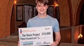 Nueva Donación de Daniel Radcliffe como Apoyo a la Comunidad LGBTQ a 'The Trevor Project'
