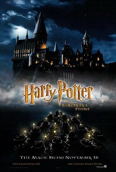 Maratón de película: 'Harry Potter y la Piedra Filosofal'