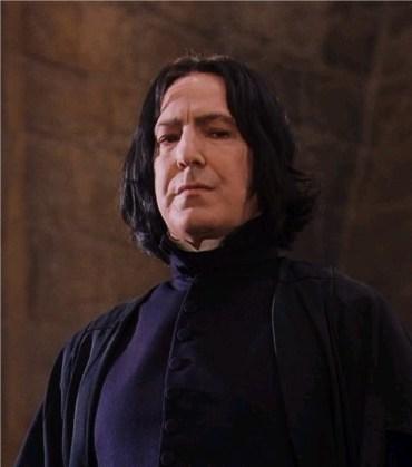 Bloomsbury: Severus Snape es el Personaje Más Popular de la Saga de 'Harry Potter'!