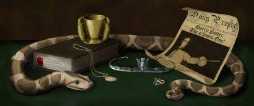 Tema de Debate: La destrucción del séptimo Horcrux