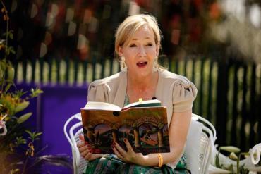 JK Rowling, No.2 entre las Personas Más Influyentes en los Hábitos de Lectura