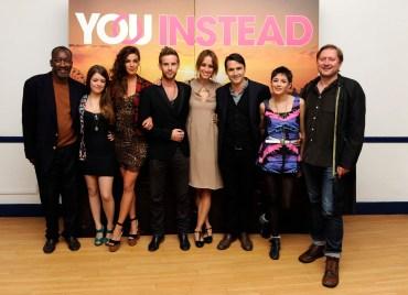 Natalia Tena, en el Evento VIP de Lanzamiento de su Nueva Película 'You Instead'