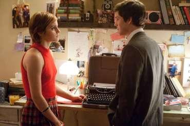 Nueva Imagen de Emma Watson en su Próxima Cinta 'The Perks of Being A Wallflower'