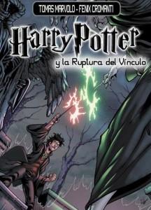'Harry Potter y la Ruptura del Vínculo': Capítulo 5!