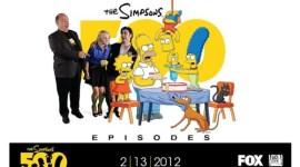 Evanna Lynch, en la Celebración del Episodio No. 500 de 'The Simpsons'