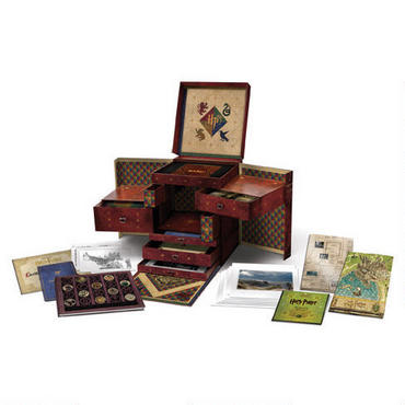 "Warner Bros. lanza la página web de ""Harry Potter Wizard's Collection"""