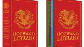 Anunciado Nuevo Set de 3 Libros Complementarios de 'Harry Potter': 'The Hogwarts Library'