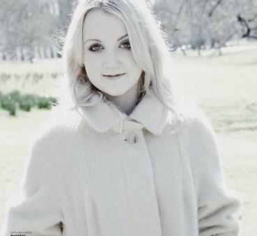 Sesión de fotos y entrevista a Evanna Lynch en Fault Magazine