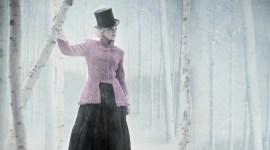 Fotografías de Evanna Lynch para 'Fashion TV'