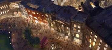 Callejón Diagon en el Parque de 'Harry Potter': Gringotts, Ollivander's, Expreso de Hogwarts, y Más!