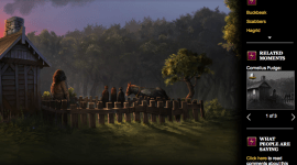 'Pottermore' Revela Próximos Cambios de Diseño en su Página Principal