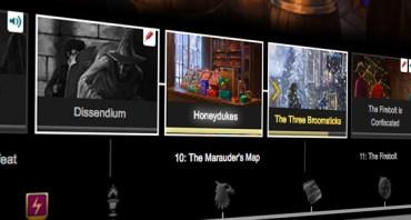 'Pottermore' Celebra el Cumpleaños de JKR y Harry Potter con Actualizaciones!