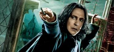 Teoría: Las primeras palabras de Severus Snape ocultaban un secreto significado