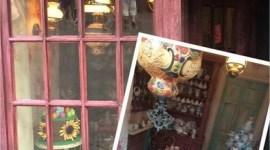 Primeras Imágenes del Salón de Te de Madame Puddifoot en el Parque de Harry Potter en Orlando